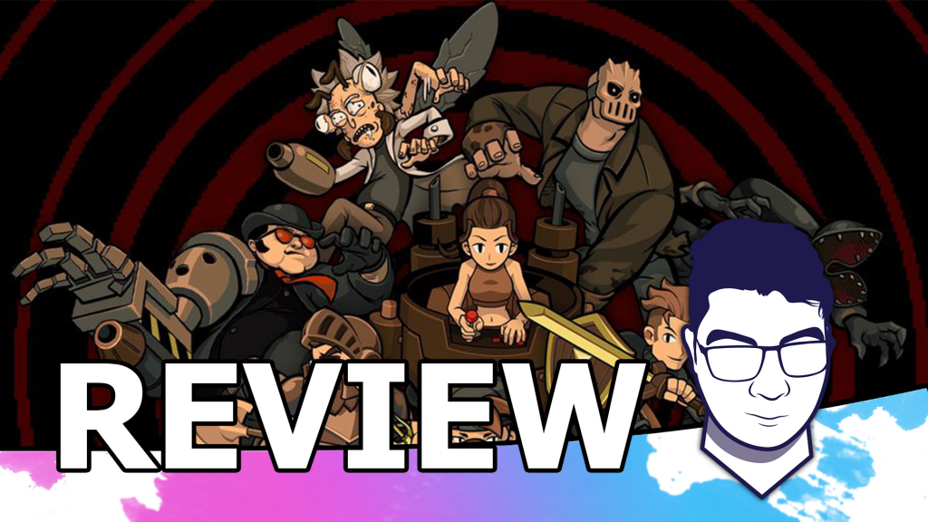 Colt reviews Streets of Red: Devil's Dare Deluxe for Nintendo Switch!