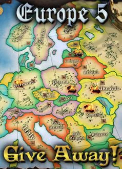 Stronghold Kingdoms Europe 5 Giveaway Column