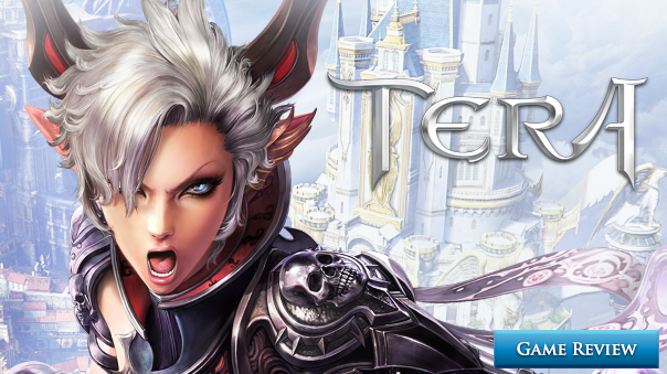 TERA Console Review Header Image