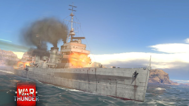 War Thunder - Light Cruisers - Image