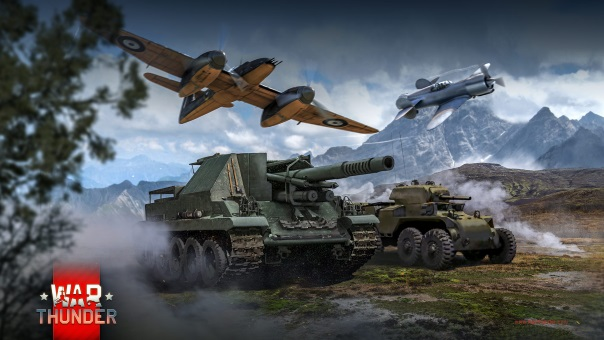 War Thunder - WWII Chronicles