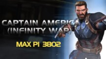 Marvel Contest Champions Steve Rogers Thumbnail