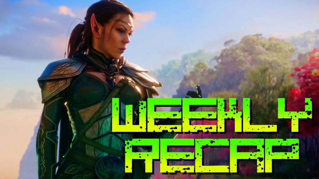 Weekly Recap #315 Thumbnail