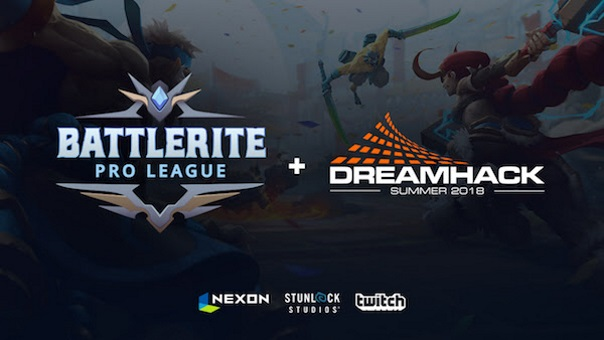 Battlerite Pro League news