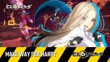 Closers_ HARPY IS COMING MAY 23! - thumbnail