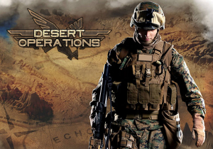 Desert Operations Game Profile Image