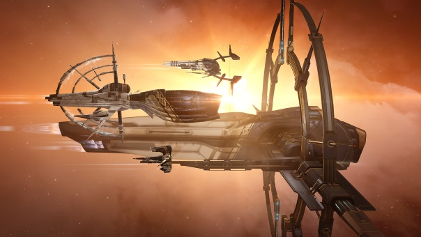 EVE Online 15th Anniversary Op - Image