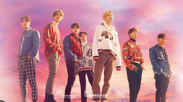 Get Tickets to See GOT7 in Concert with MapleStory - image