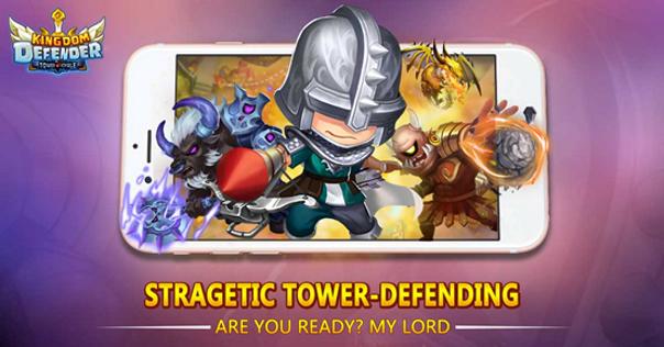 Kingdom Defender Release Header