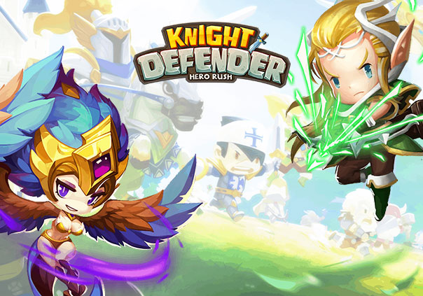 Knight Defender Game Profile Image
