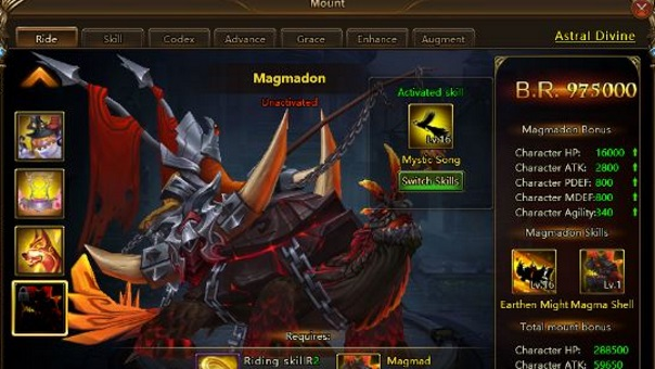 League of Angels 2 - Magmadon - image