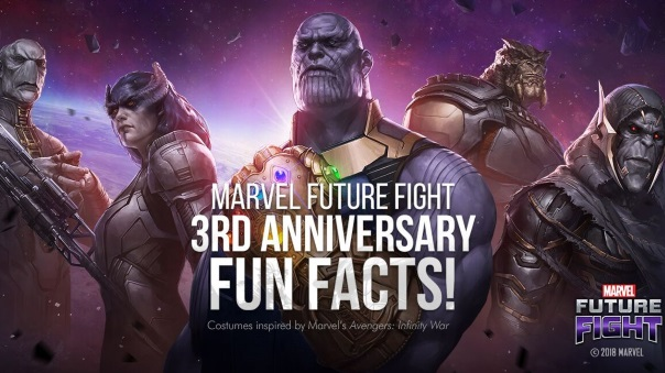 Marvel Future Fight - Third Year - Image