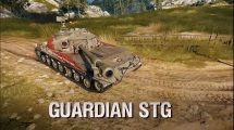 Raze the Battlefield with the Unstoppable Guardian STG -thumbnail