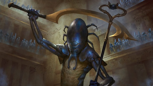 Topdeck Tutor - Scarab God - image