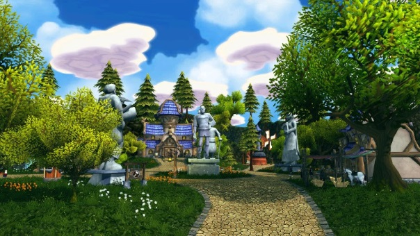Villagers and Heroes - Wellspring - image