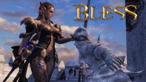 Jason goes hands-on with Bless Online's US Client!