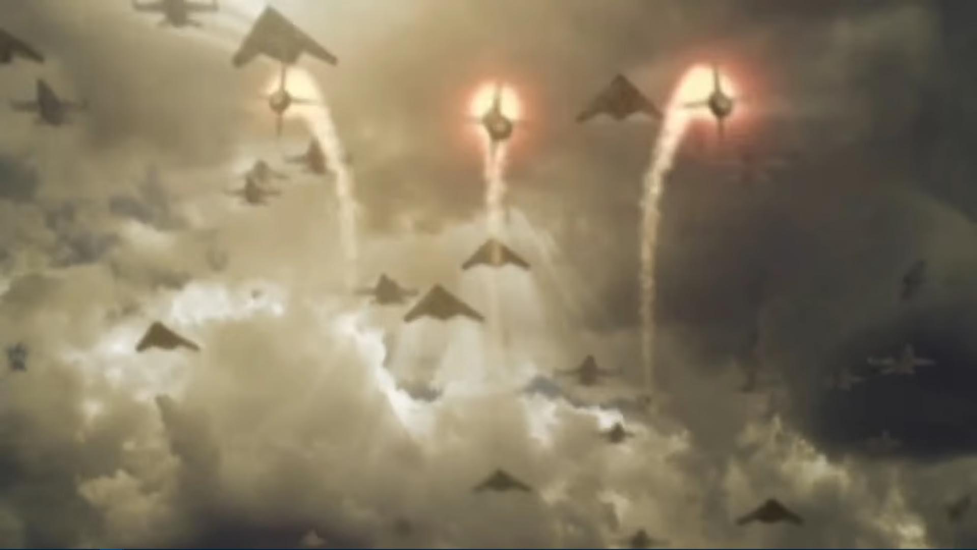 Desert Operations Video Thumbnail