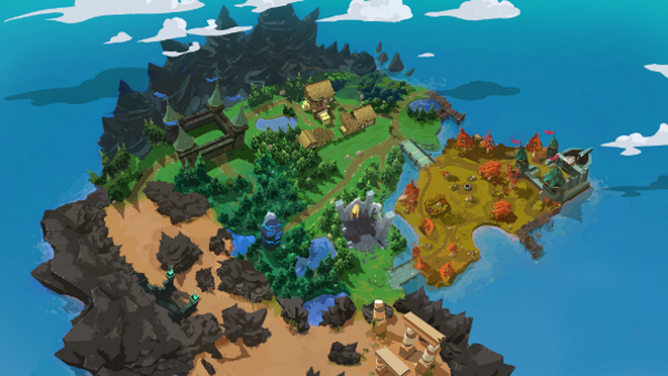 Battlerite Royale Map - image