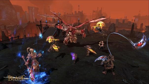 Blade Reborn Launch - image