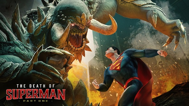 DC Universe Online - Death of Superman