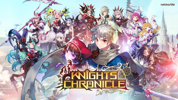 Knights Chronicle Pre-Reg