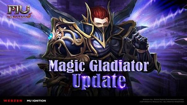 MU Ignition - Magic Gladiator