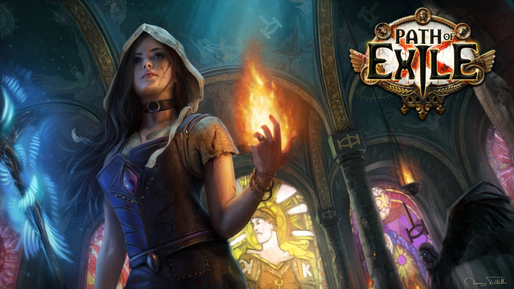We are proud to announce the new Incursion League expansion for Path of Exile coming in June!