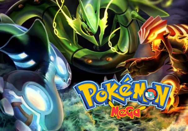 Pokemon Mega Banner