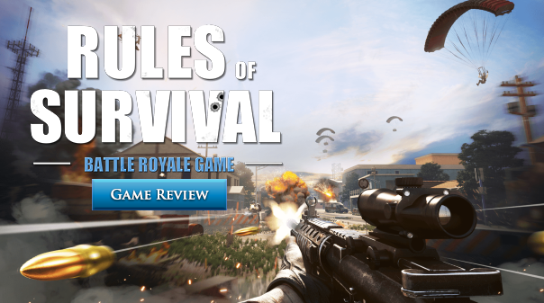 Rules of Survival Review Header