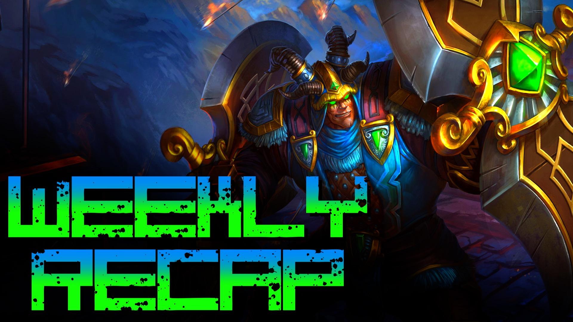 Weekly Recap Fat Loki Thumbnail