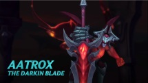 Aatrox Champion Spotlight _ Gameplay - League of Legends -thumbnail