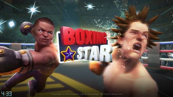 Boxing Star Pre-Reg - image