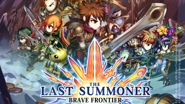 Brave Frontier The Last Summoner_image