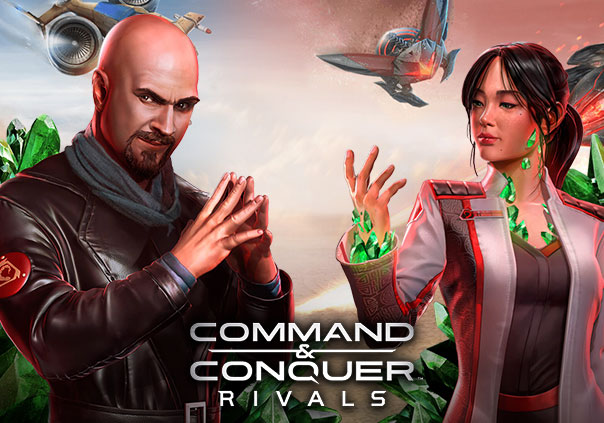 Command and Conquer: Rivals Game Profile Image
