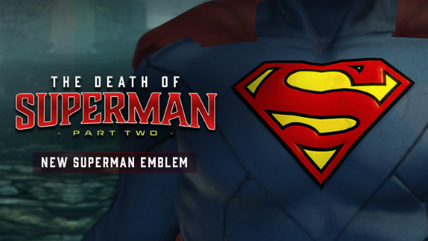 DCUO - Death of Superman Part 2