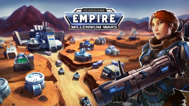 Empire Millenium Wars -image