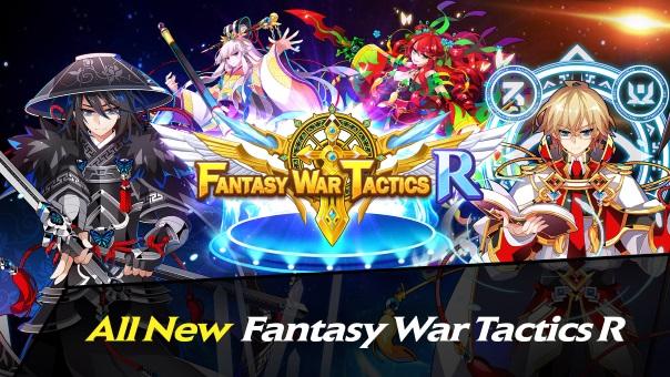 Fantasy War Tactics R transfer - image