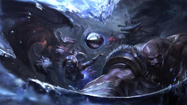League of Legends 8.12 Patch Discussion