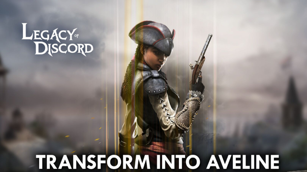 Legacy of Discord - Class Change Aveline Update