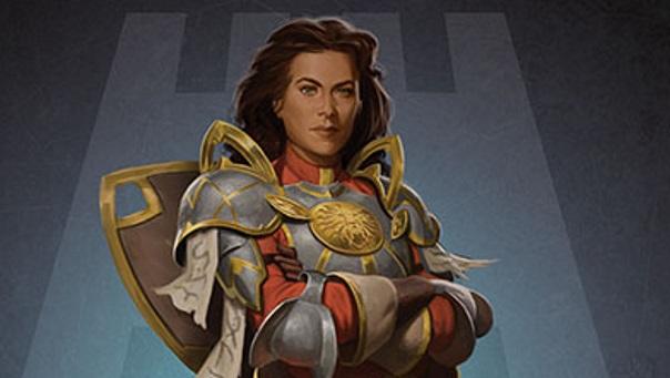 Pantheon Class Reveal - Paladin -image