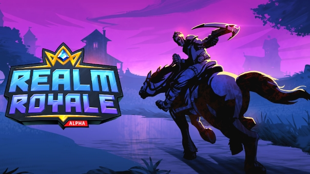 Realm Royale Press Release Header