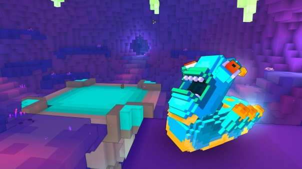 Trove Geode Launch Screenshot -image