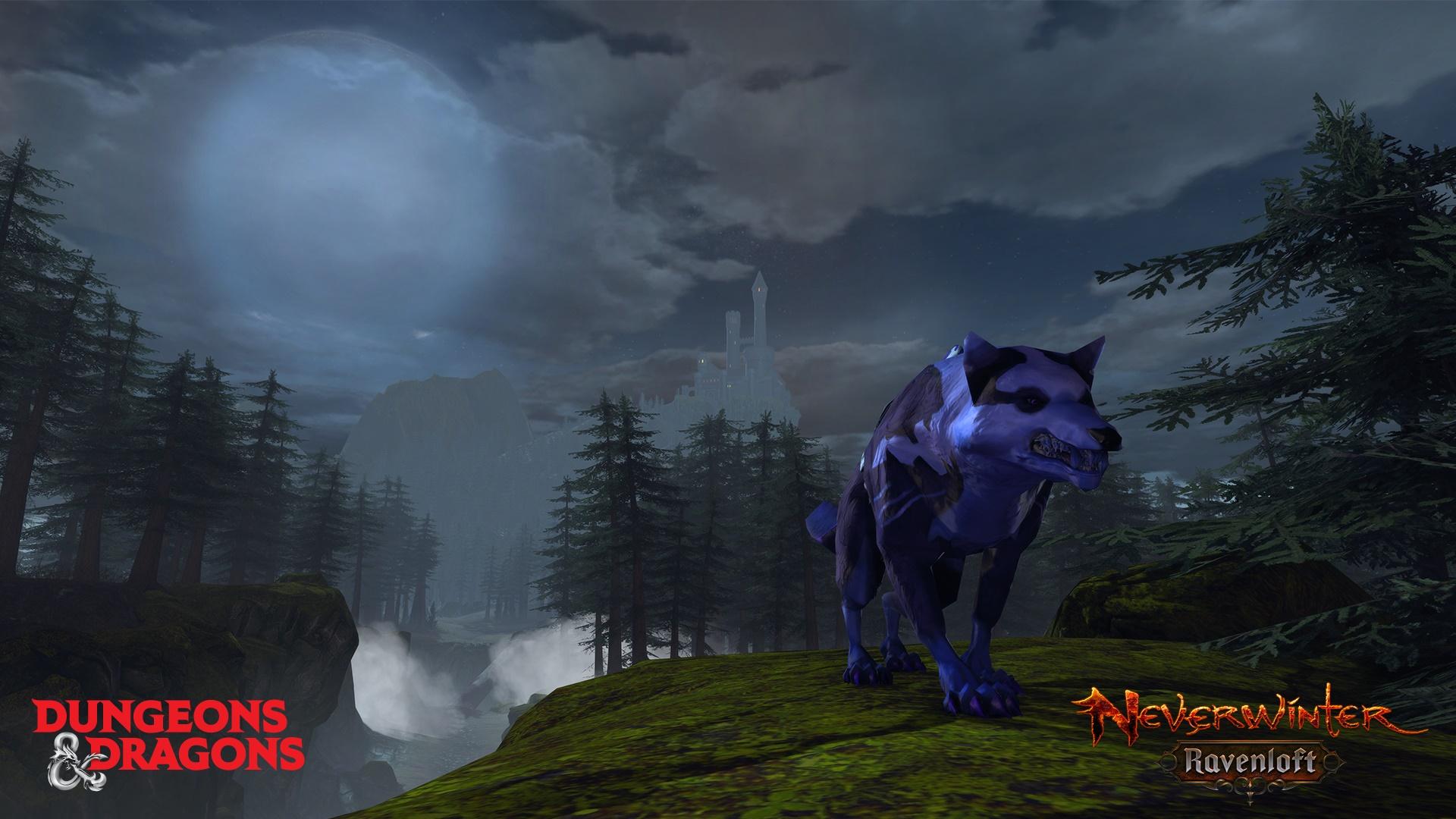 Darkfish Fey Wolf Screenshot