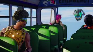 Fortnite Nintendo Switch E3 Trailer