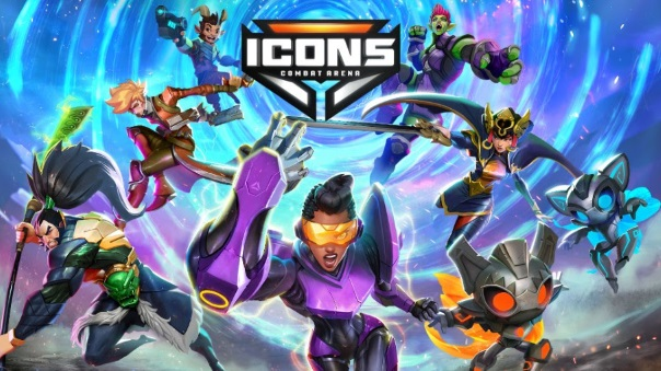 Icons Combat Arena CBT - image