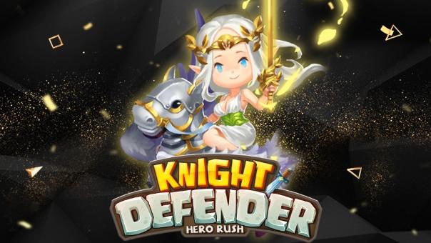Knight Defender News Header