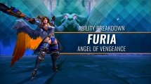 Paladins - Ability Breakdown - Furia, The Angel of Vengeance -thumbnail