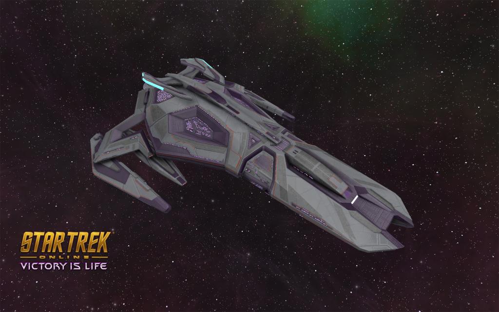 STO T6 JemHadar Vanguard Dreadnought Screenshot