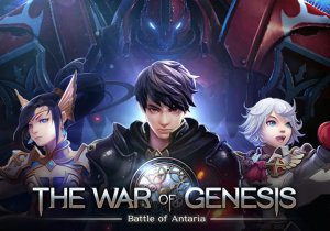 The War of Genesis: Battle of Antaria Game Profile Image