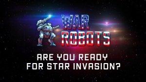 War Robots Star Invasion Thumbnail